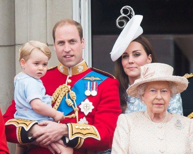 キャサリン妃の帽子姿も注目を集めた