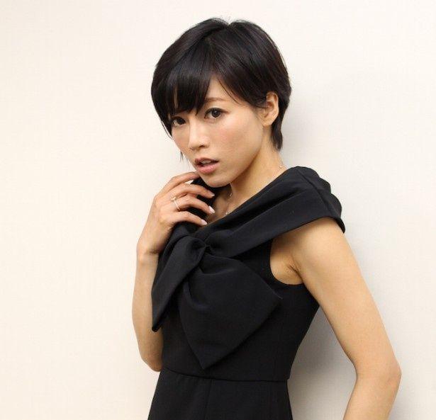 釈由美子、黒帯をとった理由とは?
