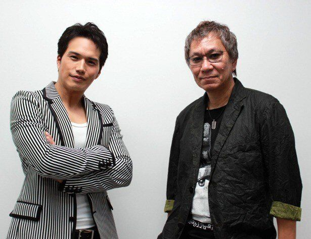 『極道大戦争』の市原隼人と三池崇史監督を直撃!