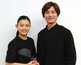 野村周平と杉咲花、佐藤浩市と樋口可南子との共演を語る