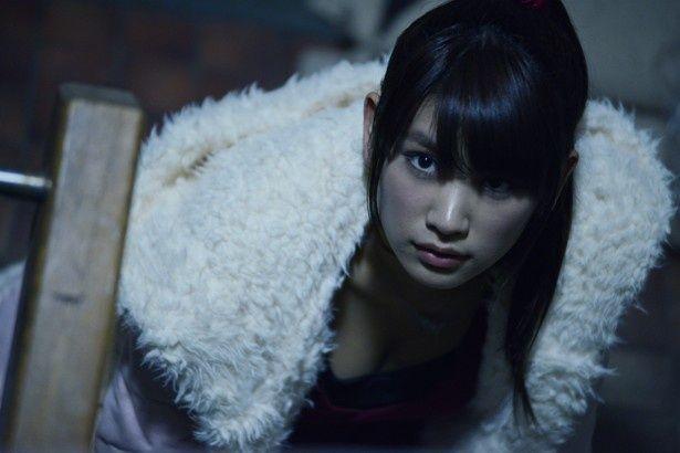 『青鬼 ver.2.0』に出演した「CanCam」専属モデルの久松郁実