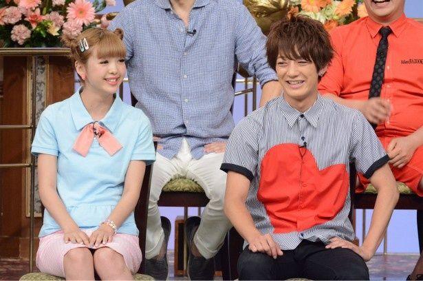 ゆとり世代代表として登場した(写真左から)藤田ニコルと大倉士門