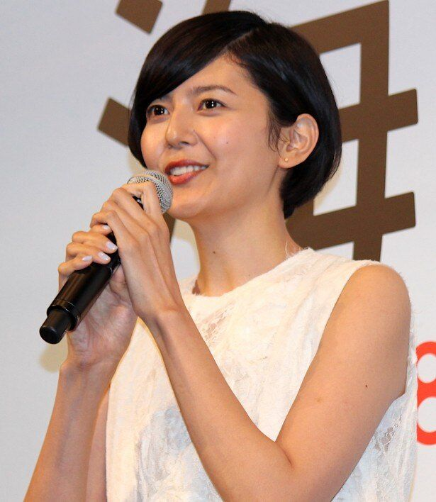 菊池亜希子、「裸を見ているよう」と恥じらい