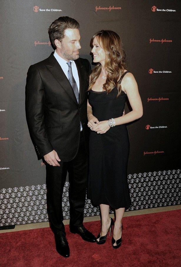 ベン・アフレックとジェニファー・ガーナーが離婚!