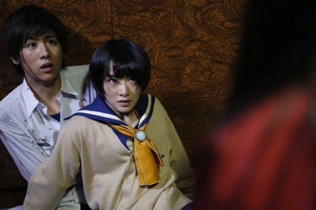乃木坂46の生駒里奈の映画初主演作となる『コープスパーティー』