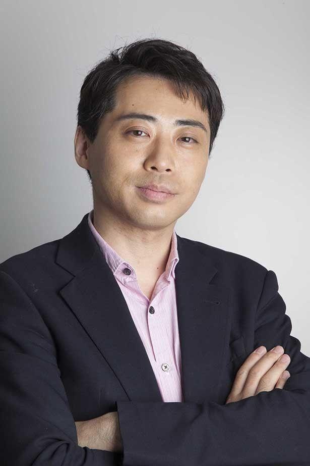 「バケモノの子」の齋藤優一郎プロデューサー(スタジオ地図代表取締役)もシンポジウムに登場