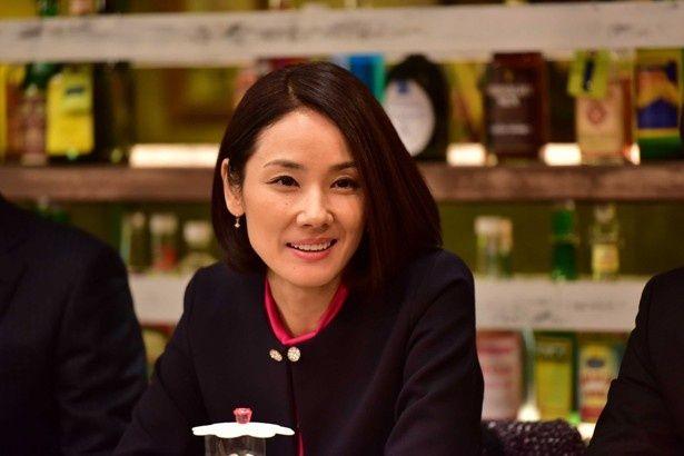 目下ブレイク中の女優・吉田羊。劇場版の『HERO』にも続投する!
