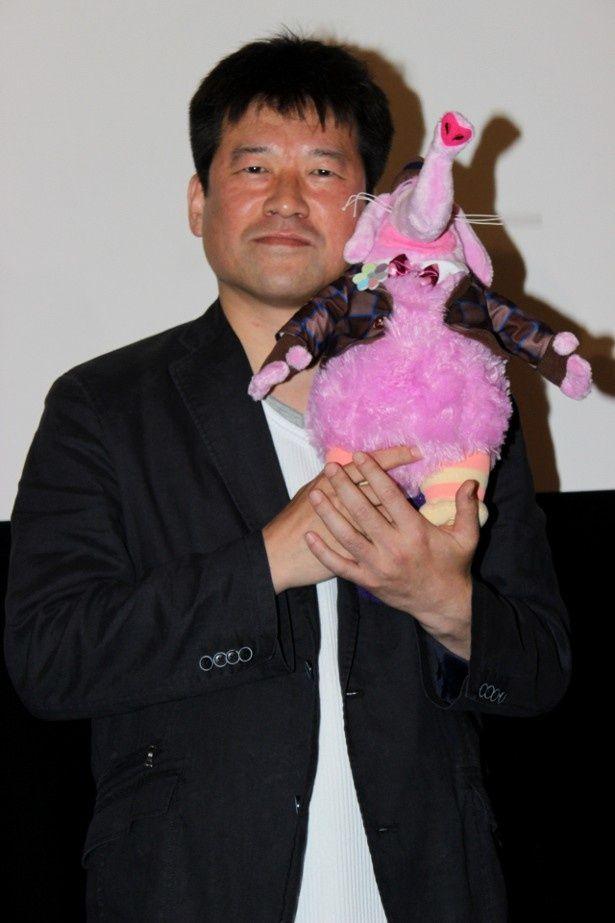 『インサイド・ヘッド』でアフレコに初挑戦した佐藤二朗