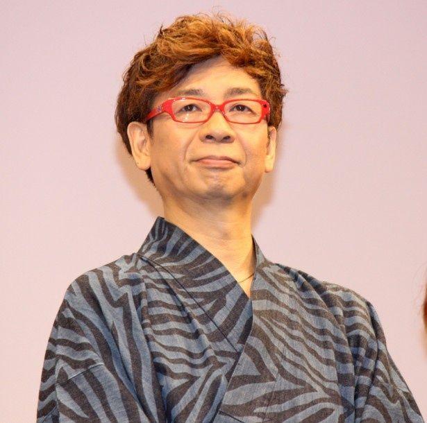 超フーパの声を演じる山寺宏一