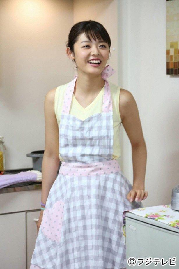 「痛快TVスカッとジャパン 2時間SP」で北山宏光の彼女役を演じる古畑星夏