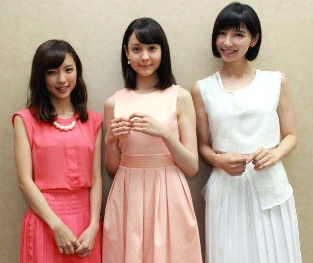 『リアル鬼ごっこ』のトリンドル玲奈、篠田麻里子、真野恵里奈を直撃