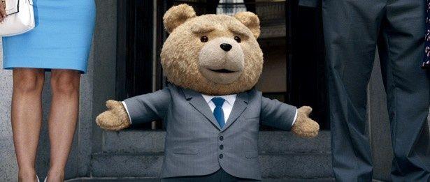 あの世界一ダメなテディベア、テッドが今度は何をやらかすのか!?