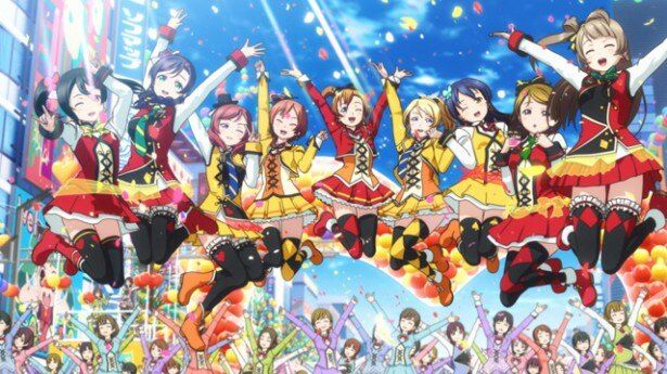 スクールアイドルの奮闘を描く『ラブライブ! The School Idol Movie』