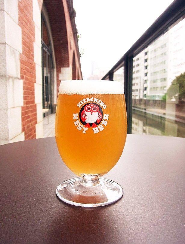 女性が飲みたくなるクラフトビールとして「-HANAYAGI- mAAch ecute」(680円)を開発