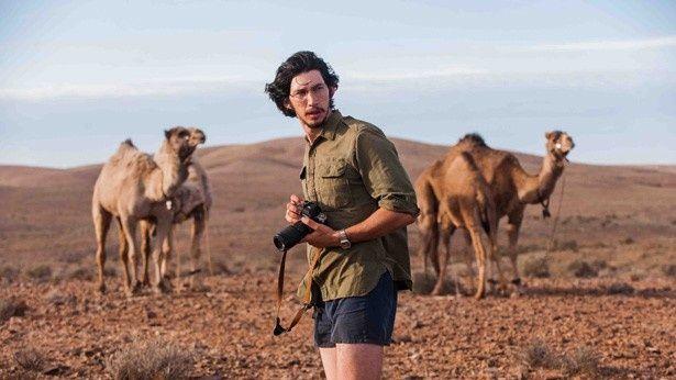 世界に驚きと感動を与えたノンフィクション「ロビンが跳ねた―ラクダと犬と砂漠 オーストラリア砂漠横断の旅」を映画化