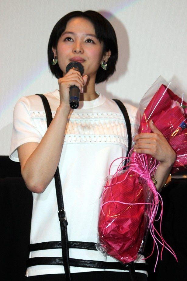『東京無国籍少女』の清野菜名