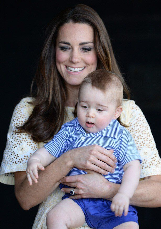 お気に入りのブランドの子供服をネットで定価購入しているらしいキャサリン妃
