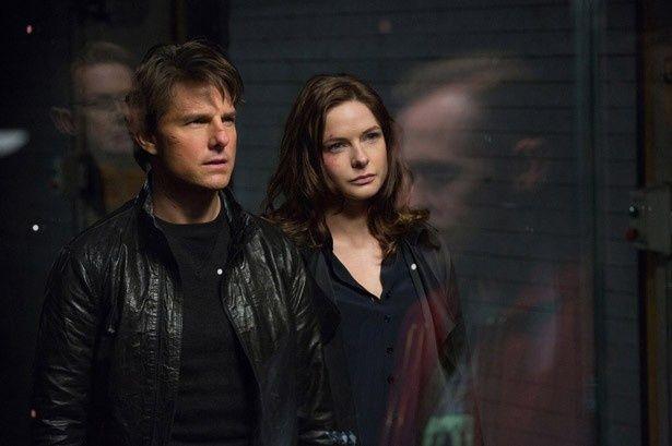 『M:I』シリーズ最新作のヒロインに抜擢されたレベッカ・ファーガソン