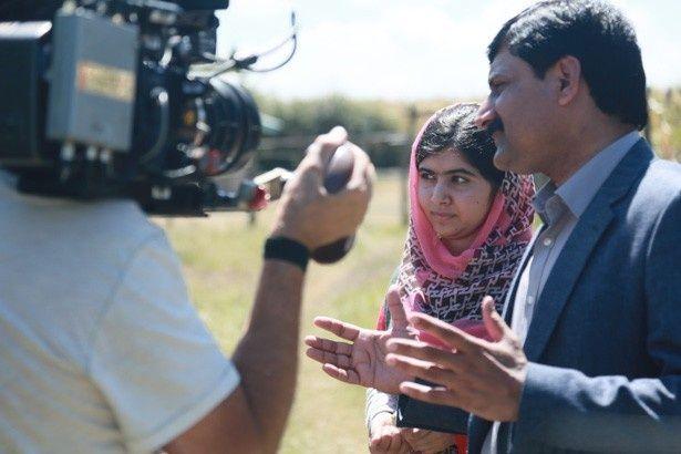 史上最年少でノーベル平和賞を受賞したマララ・ユスフザイのドキュメンタリーが公開