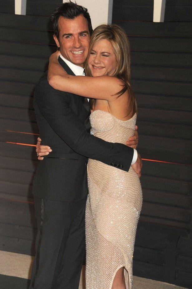 ジェニファー・アニストンとジャスティン・セローが結婚!