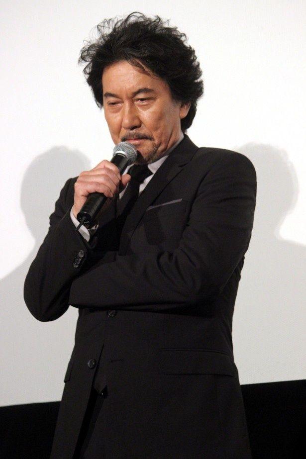 『日本のいちばん長い日』で主演を務めた役所広司