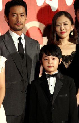 竹野内豊、松雪泰子と初共演も「2人きりのシーンが少なくて残念」