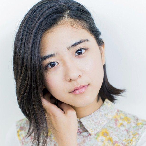 女優・黒島結菜(18)が演技に対するこだわりを語った