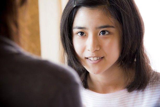 人気急上昇中の女優・黒島結菜