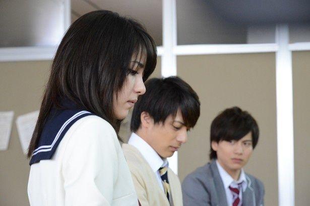 """""""ビリギャル""""の金髪が印象的だったモデル・石川恋が、映画デビューを飾る!"""