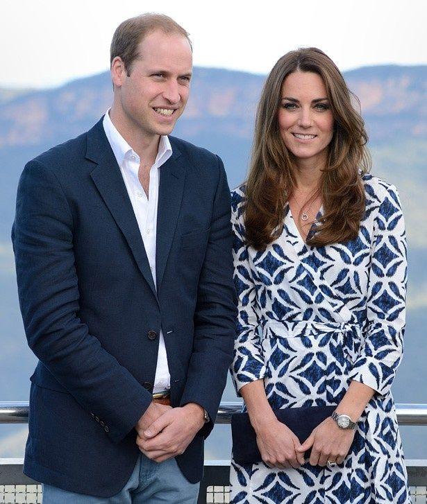 カリブ海を訪れたウィリアム王子とキャサリン妃