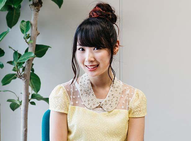 6月に開催された「AKB48 41stシングル 選抜総選挙」で、高柳明音は第14位にランクイン。悲願のAKB48選抜入りを果たした