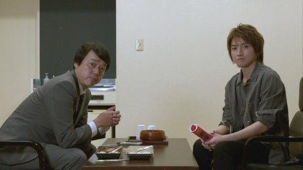 映画「探検隊の栄光」のスピンオフドラマより