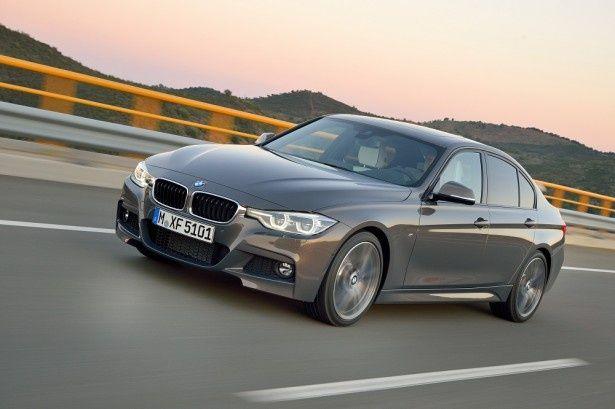 よりスポーティーなスタイルに進化した「BMW 3シリーズ ツーリング」(449万円~)