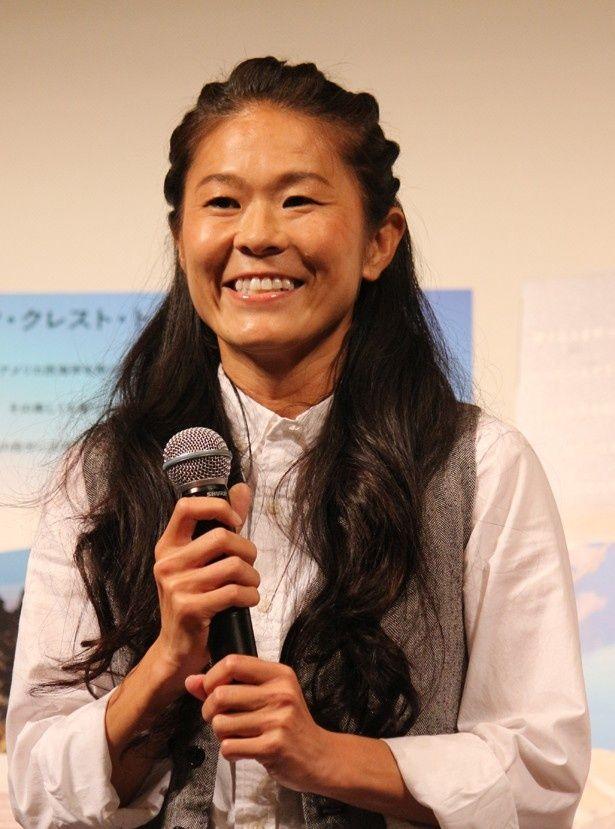 澤穂希が『わたしに会うまでの1600キロ』のトークイベントに登場