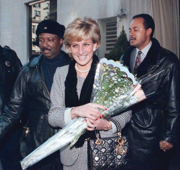1997年8月31日に交通事故で亡くなった故ダイアナ妃