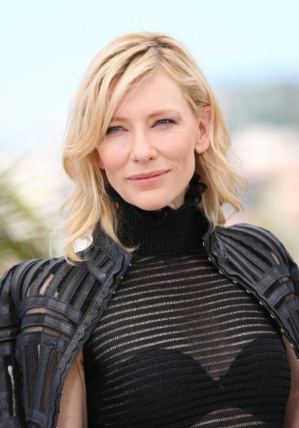 「ハリウッド女優」と呼ばれるのが大嫌いだというケイト・ブランシェット