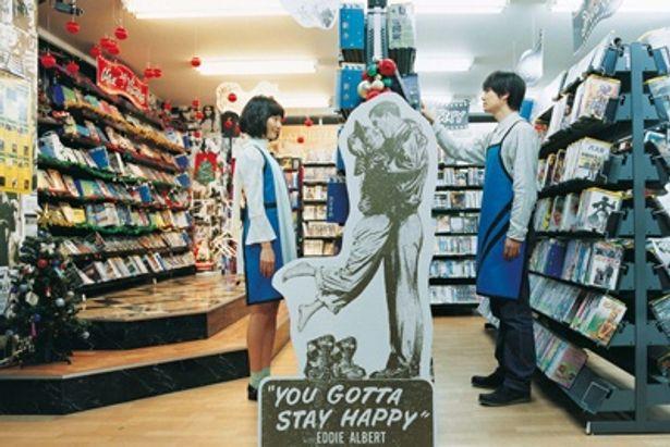 惜しくも受賞を逃した是枝監督作『空気人形』
