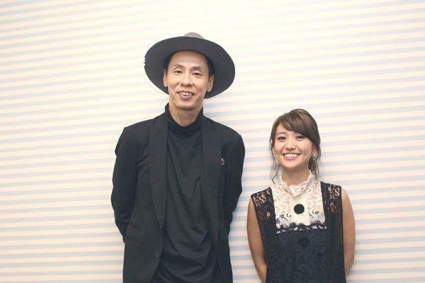 『ロマンス』で絶妙なコンビネーションを発揮している大島優子と大倉孝二