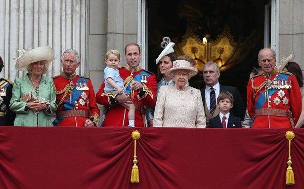 英国王室の方々はフォトボムが大好き!?
