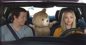 衰えないテッド人気!『テッド2』が前作超えで首位発進