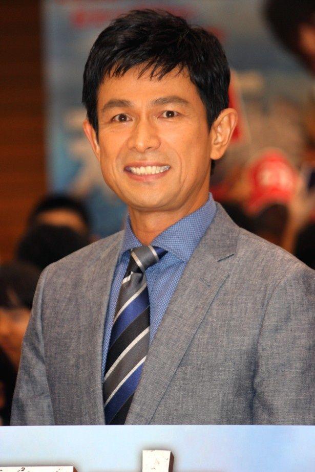 江口洋介、防災の日に家族について語る
