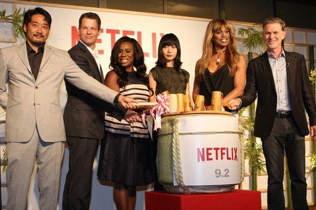 Netflixが、9月2日(水)から日本でのサービスを開始!