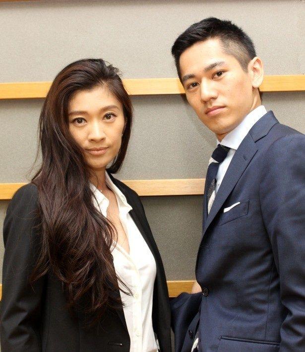 篠原涼子と永山絢斗が語る『アンフェア the end』の舞台裏
