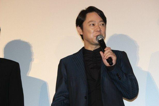 警視庁捜査一課課長・小久保祐二役の阿部サダヲ