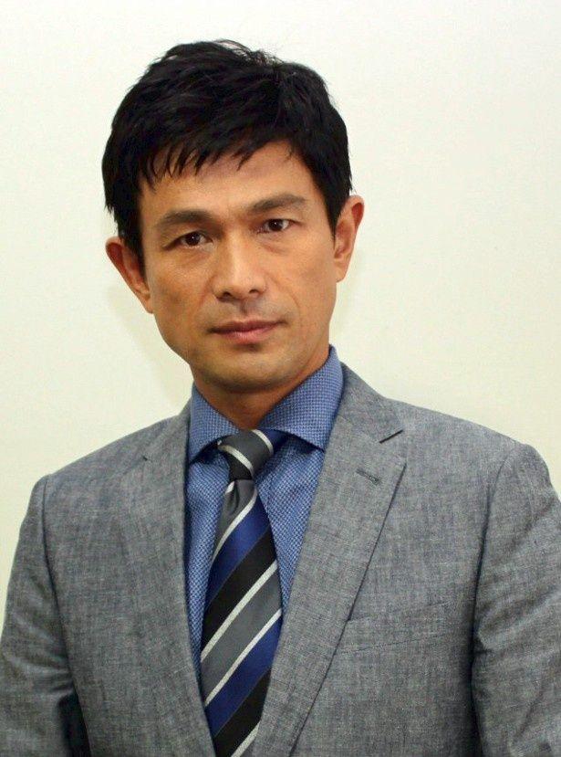 『天空の蜂』で主演を務めた江口洋介