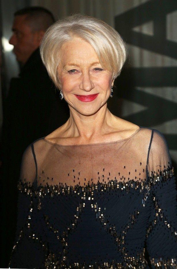 現在70歳のヘレン・ミレン