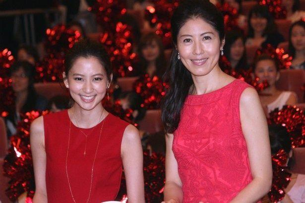 河北麻友子と小島慶子がイベントに登壇