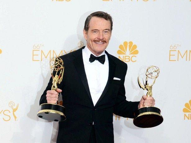 第66回 エミー賞では、「ブレイキング・バッド」で主演を務めたブライアン・クランストンが主演男優賞を受賞した。