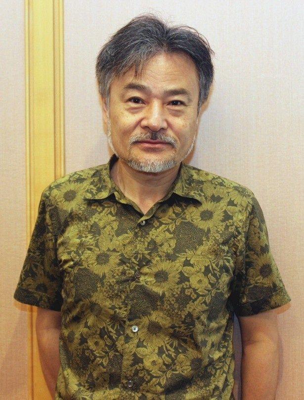 『岸辺の旅』の黒沢清監督にインタビュー
