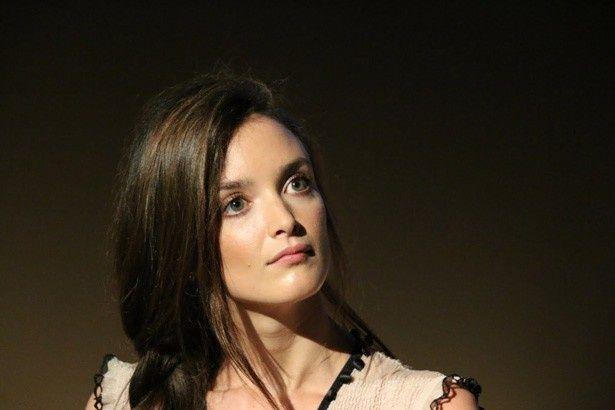 プティの恋人役を演じたフランス人女優のシャルロット・ルボン